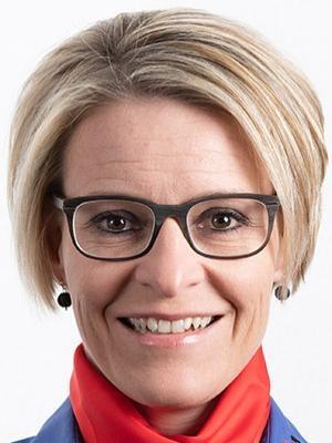 Sabine Arnold-Gisler, Sekretärin
